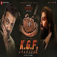 KGF 2 movie poster
