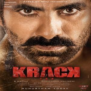 Krack movie poster