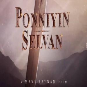 Ponniyin Selvan movie poster