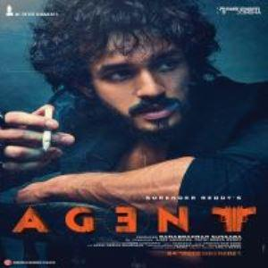 Agent movie poster