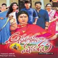 Annapurnamma Gari Manavadu movie poster
