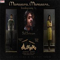Manasara Mansara song poster