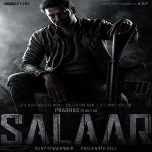 Salaar Movie Poster