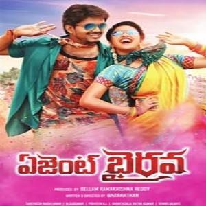 Agent Bhairava movie poster