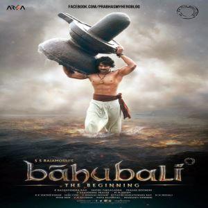 Baahubali Movie Poster