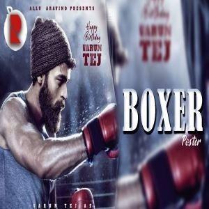Boxer movie poster