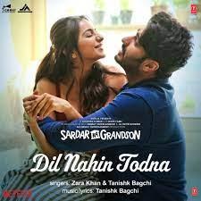 Dil Nahin Todna movie poster