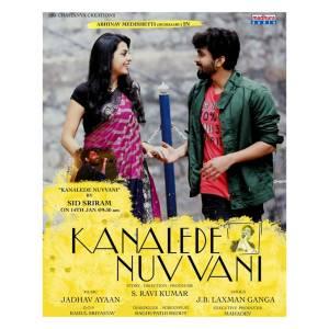 Kanalede Nuvvani poster