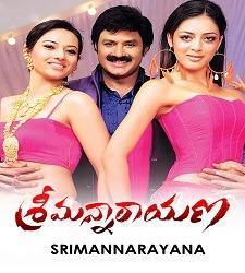 Srimannarayana Movie Poster