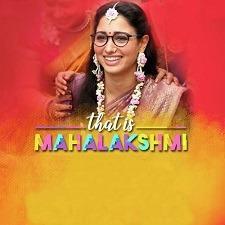 That Is Mahalakshmi movie poster