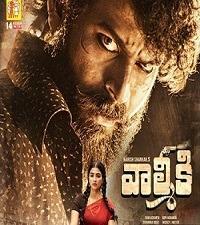 Valmiki movie poster