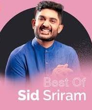 Sid Sriram poster