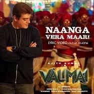 Naanga Vera Maari Song poster