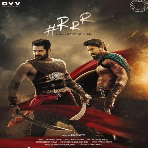 RRR Tamil poster