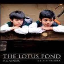 The Lotus Pond Poster